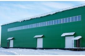 Отапливаемый склад  1450 м.кв.