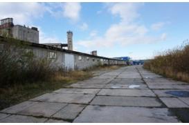 Отапливаемый склад  1200 м.кв.